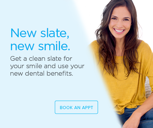 Puyallup Smiles Dentistry and Orthodontics - New Year, New Dental Benefits